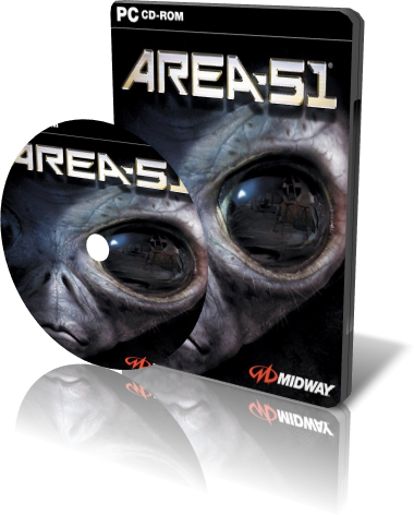 PC game Area 51
