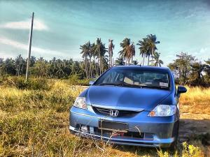 Honda City HDR