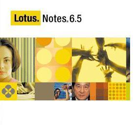 Lotus Notes 65