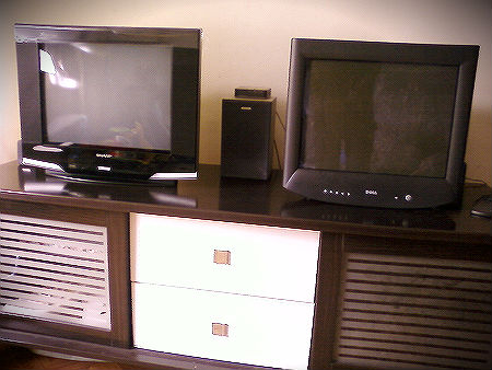 TV and Monitor
