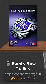 Saints Row The Third free