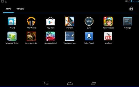 how to upgrade nexus 7