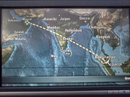 KL to Mecca