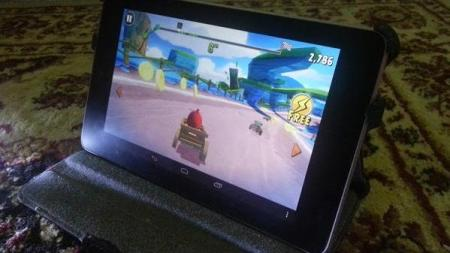 how to run angry birds go on nexus 7