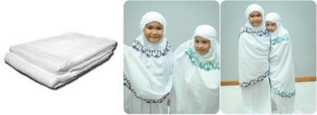 kain ihram untuk umrah dan haji