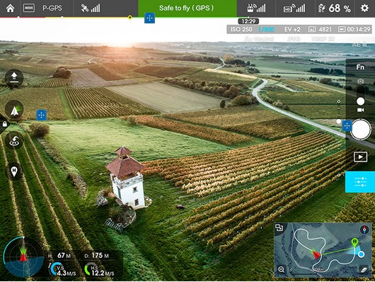 How to revert back to DJI Pilot? (Android) | Neato4u's Blog